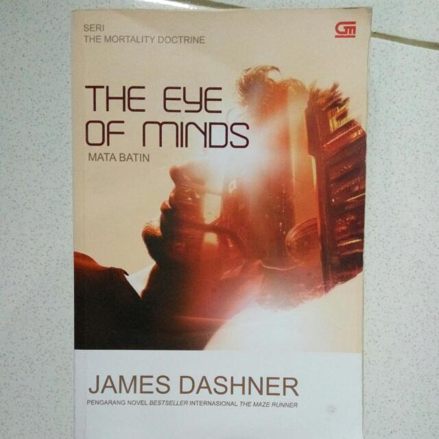 the Eye of Minds. James Dashner