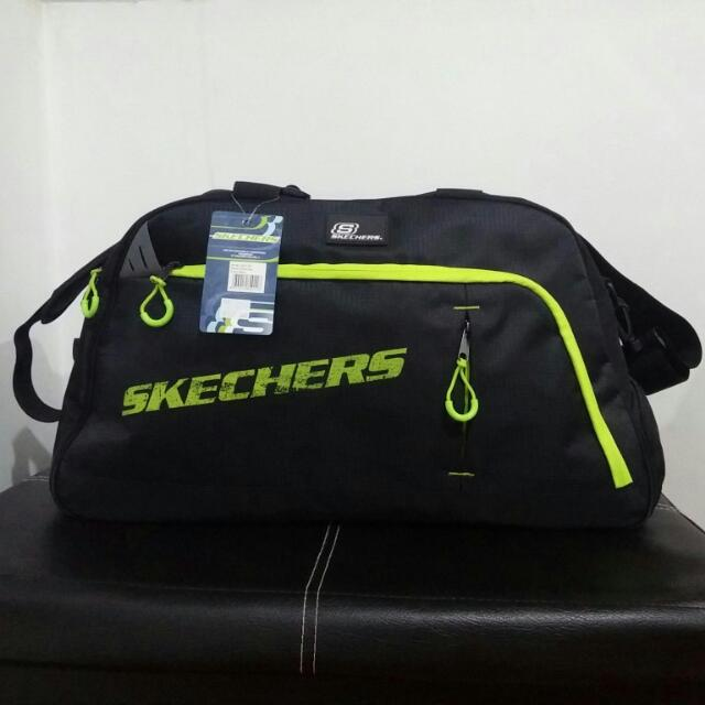 Travel Bag Merek Skechers Original