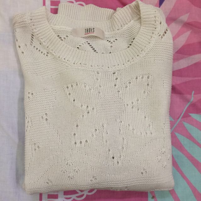 Trois Sweater