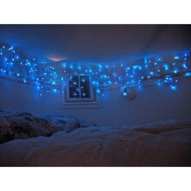 TUMBLR LIGHTS ( BLUE )