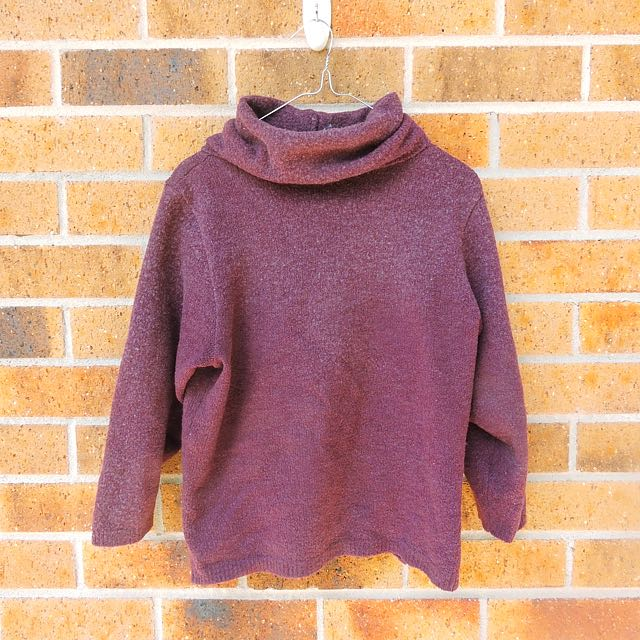 Vintage Turtleneck Jumper