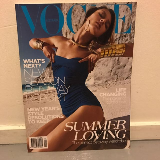 Vogue January 2012
