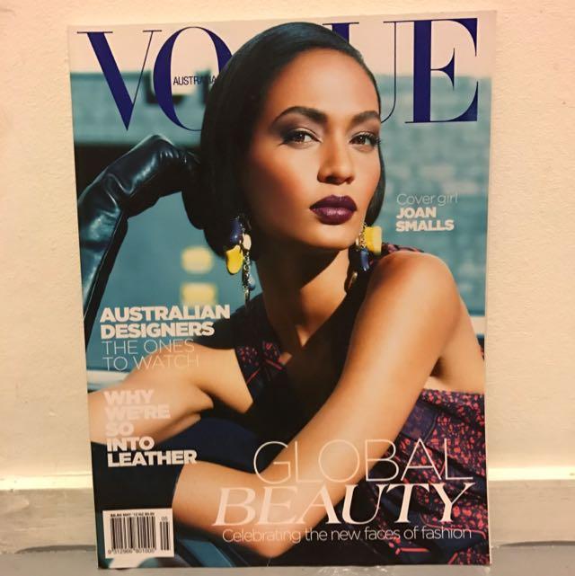 Vogue May 2012