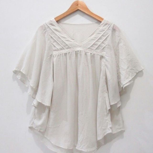 White Top Batwing