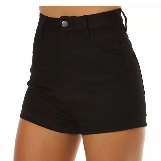Wrangler Pin Up Shorts