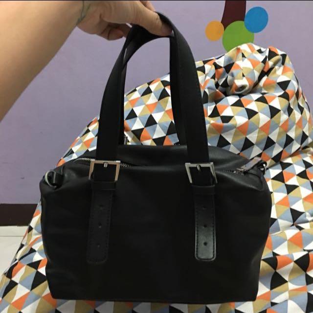 Zara Bowling Bag Original