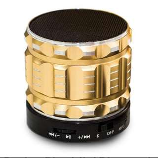 Bluetooth Pocket Speaker (Gold)