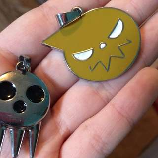 Soul Eater Keychain/charms