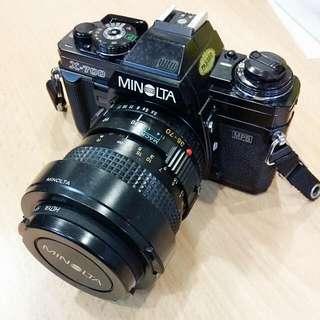 Minolta Vintage X700 Film Camera