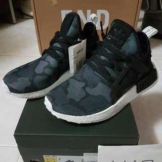 ff519ffce Adidas NMD XR1 Camo Black US6.5 UK6