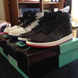 """Air Jordan 1 """"Lance Mountain"""" (Black/White)"""
