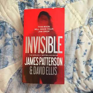 Invisible novel by James Patterson and David Ellis
