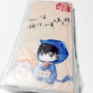 🆒 Daomu Note Chibi Pair Long Wallet