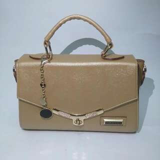 Mini Turn - Lock Bag (Charles and Keith)