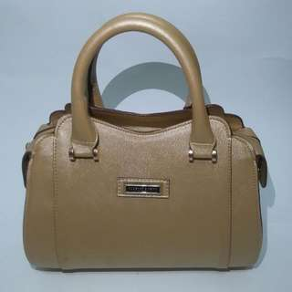 Side Buckle Handbag (Charles and Keith)