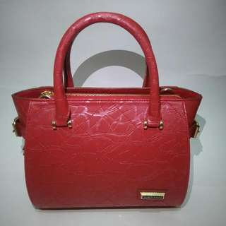 Large Top Handle Bag (Charles and Keith)