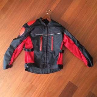 Womens Motorbike Jacket Size 8 Brand New