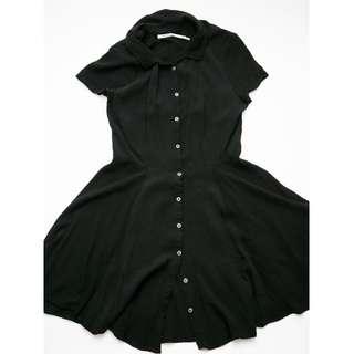 Black summer cute dress by Kimchi Blue