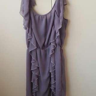 Portmans Purple Dress