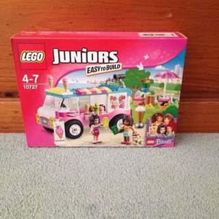 Lego Juniors Easy To Build Friends