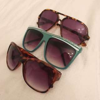 Any Pair Of Sunglasses $5 Or 3 For $10