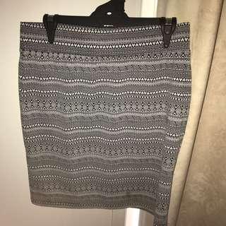 Size 12 Stretchy Pencil Skirt