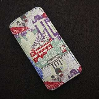 Hello Kitty iPhone 5 Flip Case