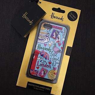 Harrods London Soft Matte iPhone 5 Case