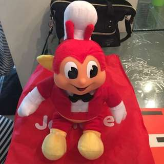 Jollibee Talking Plush Toy