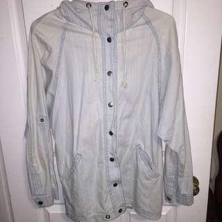 Light-Weight Denim Jacket