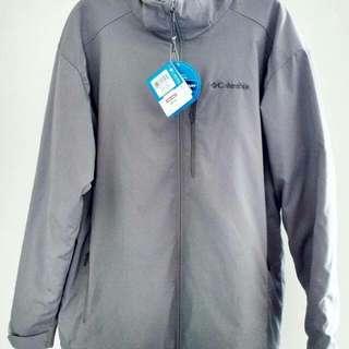 Columbia Men's Softshell Jacket XL