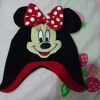 迪士尼米妮帽