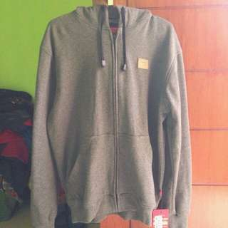 Jaket Indicated As Eight Grey