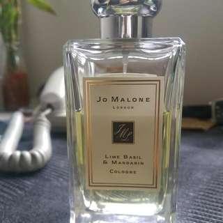 Jo Malone 香水 100ml #我有香水要賣