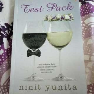 Test Pack. Ninit Yunita