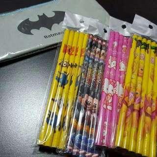 Pencil Case & Pencil