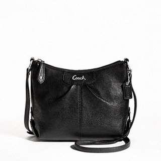 COACH Ashley Leather Swingpack F46872
