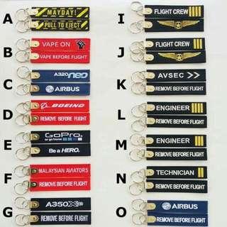 Aviators Tags