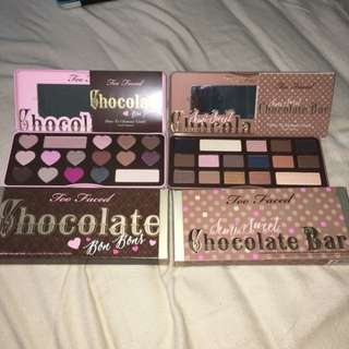 Too Faced Bundle Eyeshadow Palette