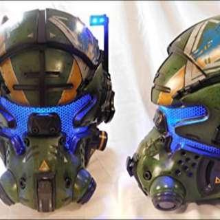 WTB Titanfall 2 Vanguard Collector's Edition Helmet