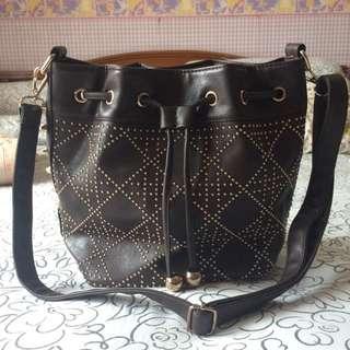 Chocolate Sling Bag