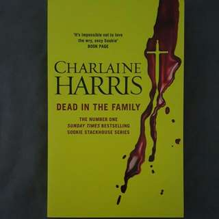 Sookie Stackhouse Series - Dead In The Family By Charlaine Harris