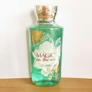 🌟SALE🌟 BBW Magic In The Air Shower Gel 295ml