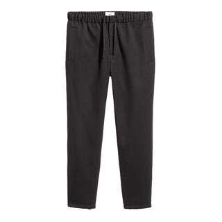 H&M Selected By Beckham Black Sports Suit Pants
