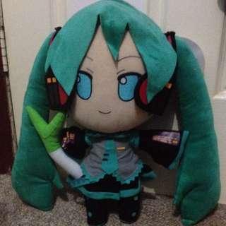 (VOCALOID) Hatsune Miku Plush