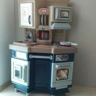 Little Tikes Kitchen Set, Jane Table/chair Set