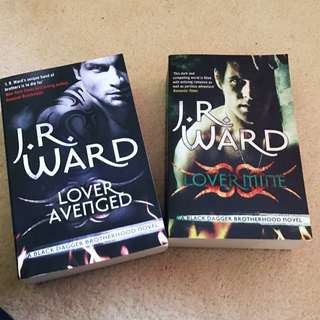 J.WardBblack Dagger Brotherhood