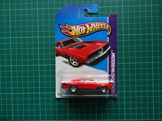 MISB Hot Wheels '69 Dogde Charger