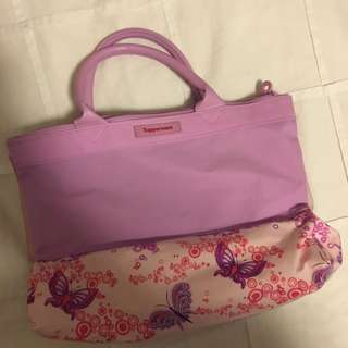 Tupperware Beauty/Cosmetics Bag
