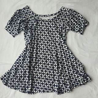 Doll Tunic Top Size 8-10